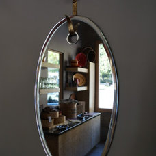 Eclectic Mirrors by Inhabiture Build + Design