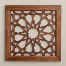 Mediterranean Artwork by Sakina Design
