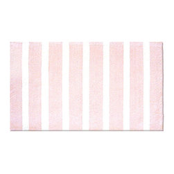 The Rug Market - Kids Cabana Stripe Pink Rectangular: 4.7 Ft. x 7.7 Ft. - - Kids Cabana Stripe Pink Rectangular: 4.7 Ft. x 7.7 Ft.  - The Rug Market America is a leader in the home accessory market with a line of highly decorative handmade area rugs for every room in the home. The key to the Rug Market?s success has been to present a designer fashion forward look suitable for everyone?s budget. The Rug Market - 12258D
