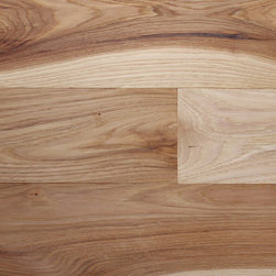 Plateau Collection - LOCK HAVEN:  Hickory -- Prefinished Solid or Engineered Wood Flooring, Wall/Ceiling Cladding