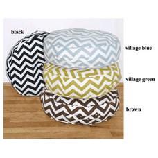 Modern Floor Pillows And Poufs by Bed Bath Store