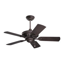Emerson - Emerson Carrera Veranda 42 Ceiling Fan in Oil Rubbed Bronze - Emerson Carrera Veranda 42 Model CF542ORB in Oil Rubbed Bronze with ABS Outdoor All Weather Oil Rubbed Bronze Finished Blades.
