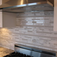 contemporary kitchen tile by GL Stone Ltd
