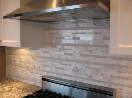 Contemporary Tile by GL Stone Ltd
