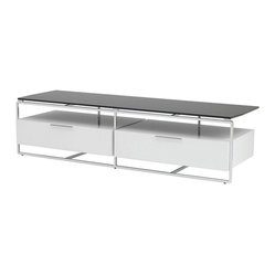 Shinto Media Unit, White