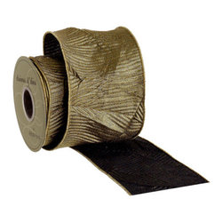 Silk Plants Direct - Silk Plants Direct Pleated Metallic Sateen Ribbon (Pack of 6) - Pack of 6. Silk Plants Direct specializes in manufacturing, design and supply of the most life-like, premium quality artificial plants, trees, flowers, arrangements, topiaries and containers for home, office and commercial use. Our Pleated Metallic Sateen Ribbon includes the following: