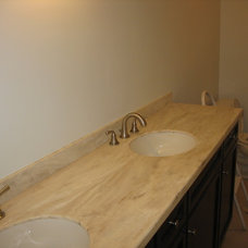 Contemporary Vanity Tops And Side Splashes by Replacementcounters.Com
