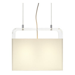 "Pablo Designs - Tube Top 14"" 2-light Pendant - Features:"