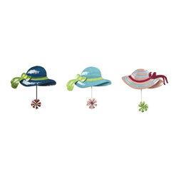 Sterling Industries - Sun Hat Hook - Sun Hat Hook