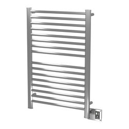 Amba Products - Amba S 2942 B S-2942  Towel Warmer and Space Heater - Collection: Sirio