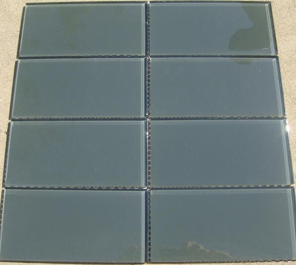 Contemporary Mosaic Tile by newglasstiles.com