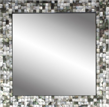 Contemporary Wall Mirrors by Jayson Home