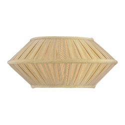 Dolan Designs Lighting - Single-Light Sconce with Pleated Shade - 1036-206 - Contemporary / modern classic bronze 1-light sconce. Backplate measures 4-1/2-inches in height by 8-inches in width. Takes (1) 60-watt incandescent A19 bulb(s). Bulb(s) sold separately. UL listed. Dry location rated.