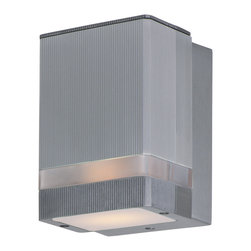 Maxim Lighting - Maxim Lighting 86128Al Lightray 1-Light Led Wall Sconce - Maxim Lighting 86128AL Lightray 1-Light LED Wall Sconce