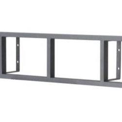 Jon Karlsson - LERBERG CD/DVD wall shelf - CD/DVD wall shelf, dark gray