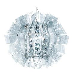 Slamp - Slamp | Crazy Diamond Suspension Light - Design by Luca Mazza.