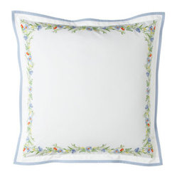 Lauren Ralph Lauren Embroidered Pique European Sham