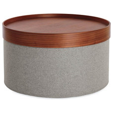 Modern Footstools And Ottomans by Design Within Reach