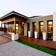 Contemporary Rendering by Orbit Homes