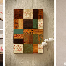 Untitled - Magnetically Modular Art & Decor Tiles - A Rearrangeable New Realm of Home Decor Possibilities