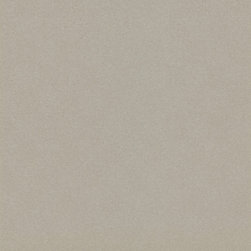 Brewster - Brewster Grey Texture Wallpaper - Freshen the look of any space with this soft grey wallpaper, complete with a slight woven texture. This wallpaper highlights a solid sheet vinyl construction that adds depth and character.