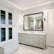 Traditional Bathroom by Perennial Custom Homes