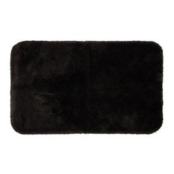 "Mohawk - Floor Mat: Java 24"" x 40"" Bath - Shop for Flooring at The Home Depot. Add softness underfoot with these nylon bath rugs. A stylish way to add warmth to tile floors, these rugs are available in an array of designer colors. Your bathroom will look better with the addition of these beautiful bathroom mats."
