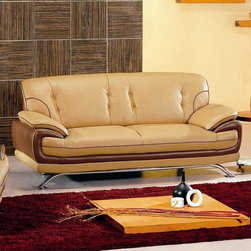 Marthena Home Furnishings - Sofa Full Length Couch - 7880SF - Comfortable seating and back due to the seductive, contoured lines.