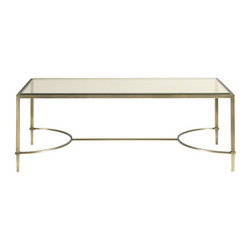 Paris Coffee Table - A really elegant design which really feels light and airy.