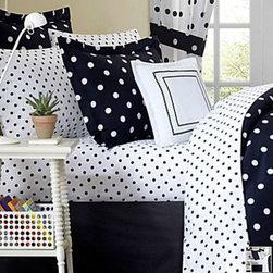 Dot2Dot Sheet Set - I am definitely getting a set of these black and white polka dot sheets!