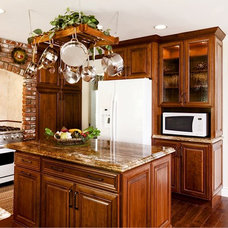 Traditional Kitchen by JRP Design & Remodel