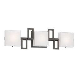 "Kovacs - Kovacs P5313-467B-L 1 Light 20.5"" ADA Compliant LED Bathroom Vanity Light - Single Light 20.5"" ADA Compliant LED Bathroom Vanity Light from the Alecia's Necklace II CollectionFeatures:"