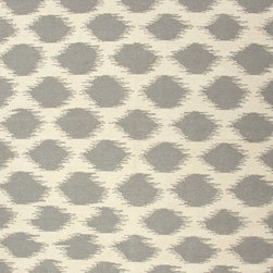 Jaipur Rugs - Flat Weave Tribal Pattern Gray /Black Wool Handmade Rug - MR40, 9x12 - An array of simple flat weave designs in 100% wool - from simple modern geometrics to stripes and Ikats. Colors look modern and fresh and very contemporary.