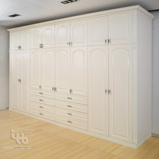 traditional dressers chests and bedroom armoires by ITB Kitchen & Wardrobe Manufacturer