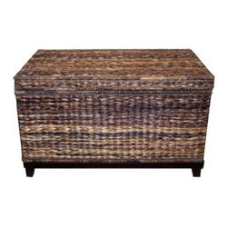 Target Home Castela Trunk - Sometimes, all you really need for storage is a bin or trunk like this woven option. You can store your items out of sight but keep them close by.
