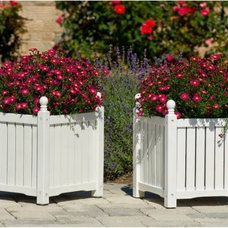 Traditional Outdoor Pots And Planters by Hayneedle