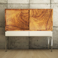 contemporary bar tables by HORNE