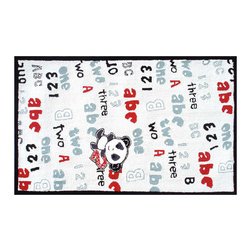 The Rug Market - Panda Bear area rug -