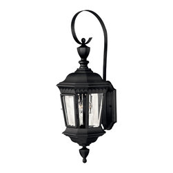 Hinkley Lighting - Camelot Large Wall Outdoor Lantern - King Arthur in a lantern? If you love the romance of Camelot, you'll want this lantern for your home, lighting the pathway to your door. First impressions are lasting impressions and this stately lantern will make a good one.