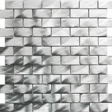 Modern Tile by Eden Mosaic Tile