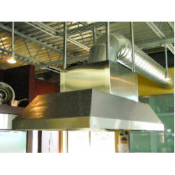 Products - Custom Metal Vent Hood for Sale.