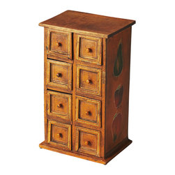 Butler Specialty Furniture - Hors D'Oeuvres Jewelry Case 3168016 - Butler Specialty Furniture. The brightest spot in your room. Only listed product included.