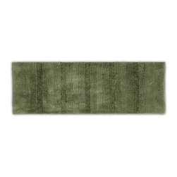 Garland - Enclave 22 x 60 in. Bath Rug - ENC-2260-08 - Shop for Mats and Rugs from Hayneedle.com! Warm up your space and add beauty and softness with the Enclave 22 x 60 in. Bath Rug. This super soft bath rug is available in a variety of gorgeous colors perfect for any bathroom. The colorfast design and ultra durable construction will keep your bath beautiful for years.About Garland SalesEstablished in 1974 Garland Sales Inc. has grown as a leading manufacturer and supplier of a wide range of fashionable tufted area rugs and decorator bath rugs. Operating in the heart of the carpet manufacturing industry in Dalton GA Garland Sales Inc. continues to expand its product line through innovative product development and milestone merchandising techniques. Offered in a wide array of yarns patterns colors weights and backings their products are sought after throughout the country. The colorfast designs quality construction and lasting beauty of a Garland Sales rug is a look and feel you'll love in your bathroom for years.