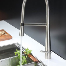 Modern Kitchen Faucets by PoshHaus