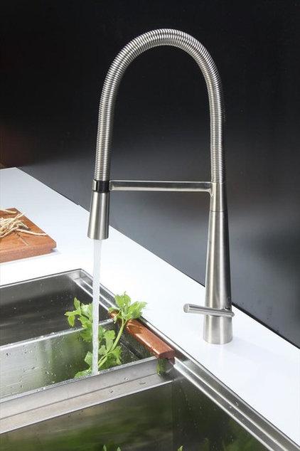 Modern Kitchen Faucets by PoshHaus