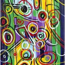 Contemporary Artwork by Hayneedle