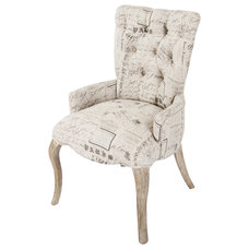 Traditional Accent Chairs by Zentique