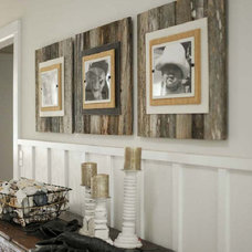 Eclectic Picture Frames by Iron Accents