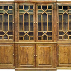 Eclectic Buffets And Sideboards by Mortise & Tenon Custom Furniture Store