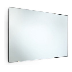 "WS Bath Collections - Speci 5662 Bevelled Mirror 39.4"" x 23.6"" - Speci 5662 Bevelled Mirror"